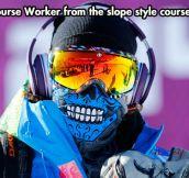Snow wear is the coolest wear…