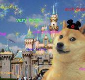 Mickey Doge…