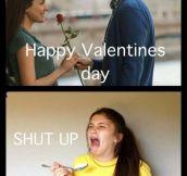 Singles will understand…