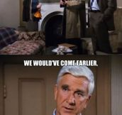 Why Police Squad is one of my favourite series…