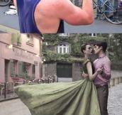 Romance with a single click…