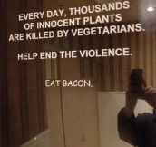 The Omnivore's Dilemma…