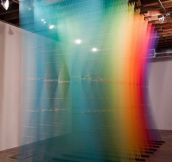 String rainbow…