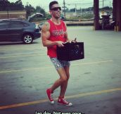 This is why you never skip leg day…