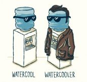 Watercool vs. watercooler…