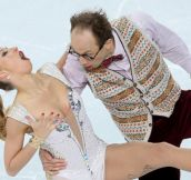 The Funny Faces Of The Olympics Skaters (22 Pics)