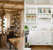 5 Creative Ideas to Design a Small Kitchen