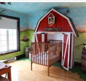 These 30 Kids Rooms Are So Epic That Your Inner Child Will Cry From Jealously. #7 is my favourite