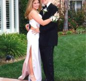 What 35 Of Your Favorite Celebrities Looked Like At High School Prom…#11 Caught Me Off-Guard