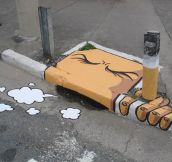 14 Minimalistic Street Art Projects That Turned Out be Absolutely Incredible