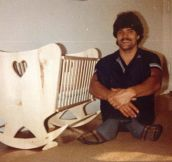 A Father With No Money Hand Built This Crib 30 Years Ago. Wait Til You See What That Baby Just Did.
