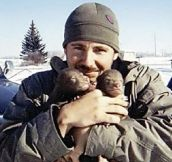 A Man Found Two Bear Cubs Beside Their Dead Mother. Words Can't Describe What Followed.