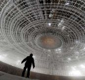 12 Hauntingly Beautiful Places Abandoned by Humans