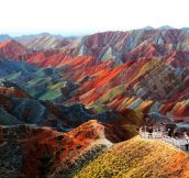 The incredible sights of the world, where would you go there (34 Pics)