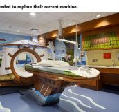 This Hospital Took The Fears Of Children And Turned Them Into Something Awesome. This Is GREAT.