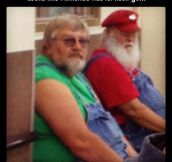 Just a couple of plumbers