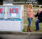 Let Vanilla Ice tell the world