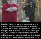 The world needs more people like Ricky