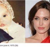 Adorable Celebrity Baby Photos