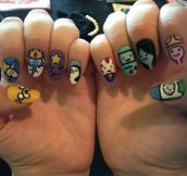 For Those Girly Adventure Time Fans