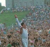 The Great Freddie…