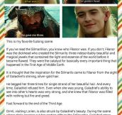 One Example of How The Lord Of The Rings Is Such a Rich Story