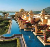 Oberoi Udaivilas Hotel In Udaipur, India