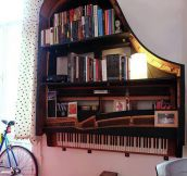 I wish I had a piano to spare…