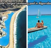 This Pool Is So Big, It Has Smaller Pools In It