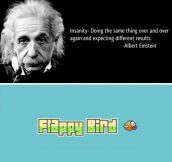 Einstein was so ahead of his time…
