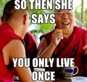 Buddhists Jokes