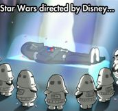 Disney's Star Wars