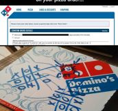 Domino's Always Listens