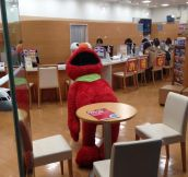 Elmo Had a Difficult Day