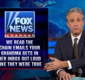What Fox News really does…
