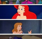 Frozen was quite the step forward for Disney…