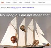 Is There Anything Google Can't Find?
