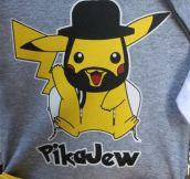 Religious Pikachu