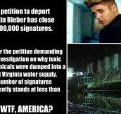 Priorities, America