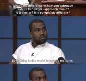 Kanye The Philosopher