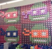 The Guys Who Deliver Pepsi Products Got Creative