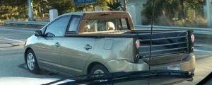 Prius Pick Up Truck