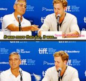 George Clooney pays Ryan Gosling to make him look good…