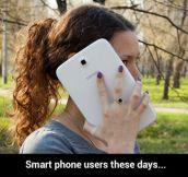 Smart Phone Users