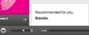 Thanks For Your Suggestion, Spotify
