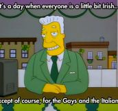 What St. Patrick's Day Is All About
