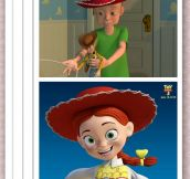 Toy Story theory…