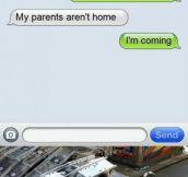 My Parents Aren't Home