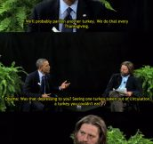 Obama Burns Zach