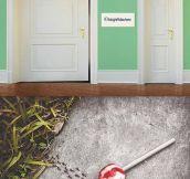 Amazingly creative ads…